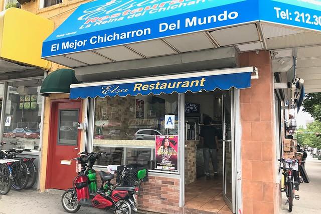 月, 2018-05-28 12:20 - Elsa Restaurant La Reina del Chicharron