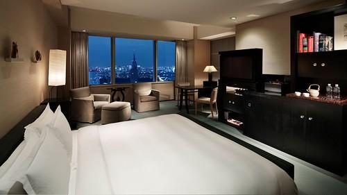 アフタヌーンティーで人気のホテル パークハイアット 東京
