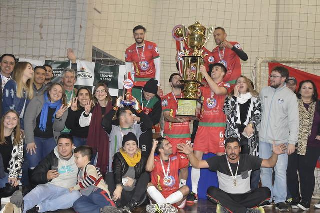 Final do Futsal Série Ouro