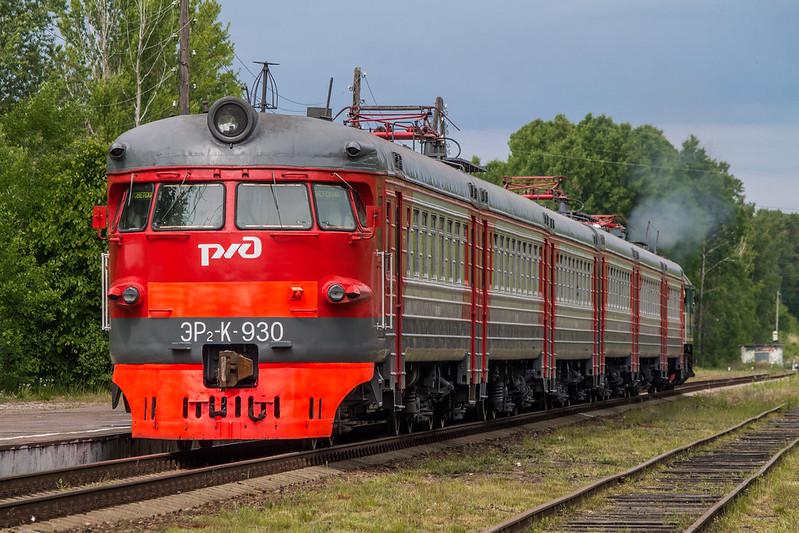 ЭР2К-930, станция Приморск