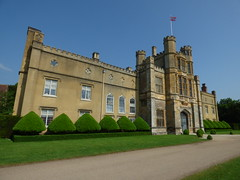 Coughton Court House