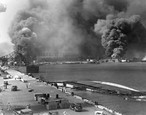 world war two pearl harbor