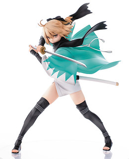 AQUAMARINE Fate/Grand Order Saber/Souji Okita 1/7 Scale Figure Re-release Coming Soon!