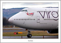 G-VAST Ladybird Virgin Atlantic Boeing 747