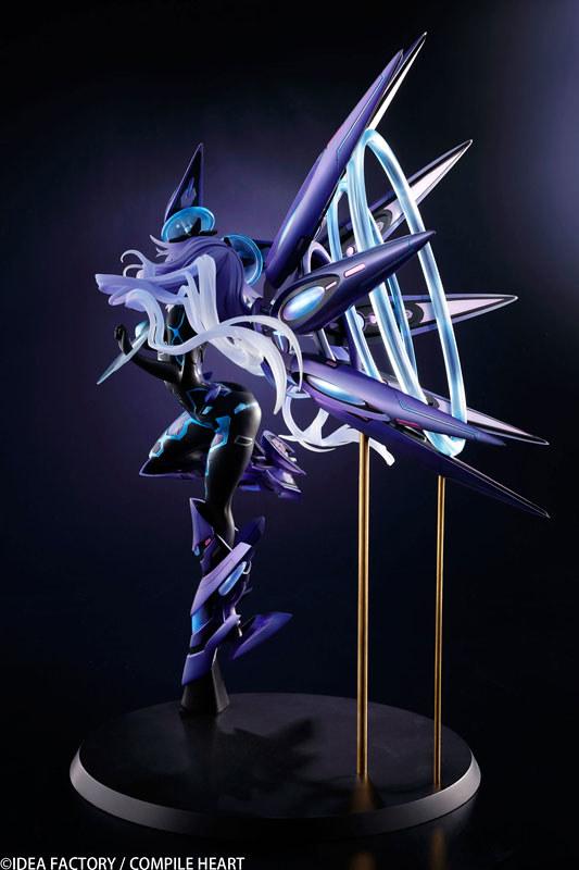 VERTEX《新次元戰記 戰機少女VII》次世代紫靈心 處理器組件 全武裝Ver. 1/7 比例模型(ネクストパープル プロセッサユニット フルVer.)