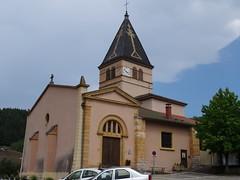 2018-06-09 - Chamelet, Eglise St Barthélémy (3) - Photo of Saint-Appolinaire
