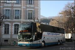 Van Hool Altano TDX20 - SCAL (Société Cars Alpes Littoral) / Lignes Express Régionales Provence-Alpes-Côte-d'Azur - Photo of Gap