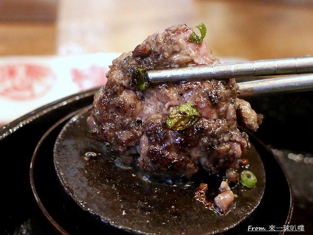 極味屋鐵板牛肉漢堡排  極味や 博多店25