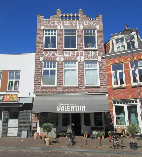 Art Deco Building in Sneek, The Netherlands