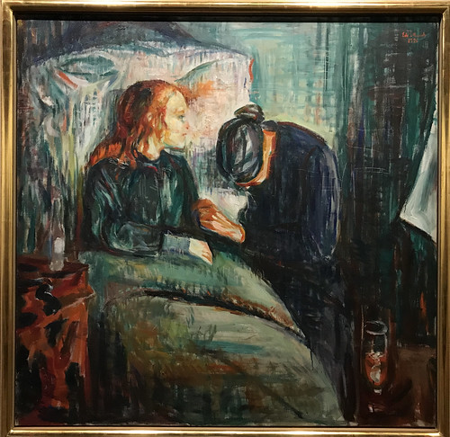 The Sick Child, 1927