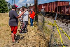 Memphis Railfans Summer Cookout   CN Junction