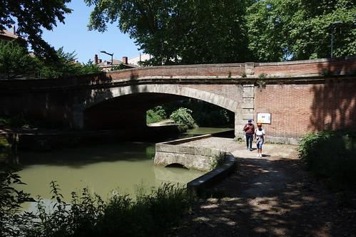 Canal de Brienne - Toulouse, France