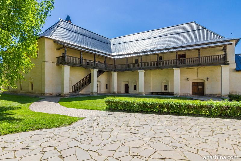Архимандритский корпус, Спасо-Евфимиев монастырь, Суздаль