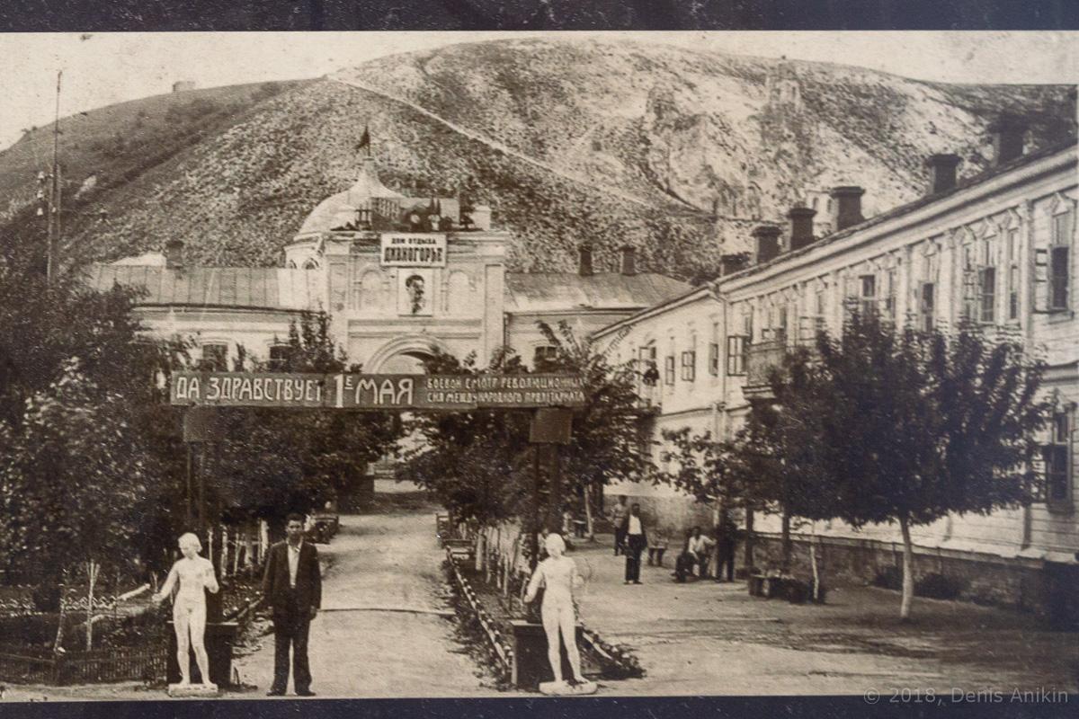 Дивногорский Свято-Успенский монастырь фото 9