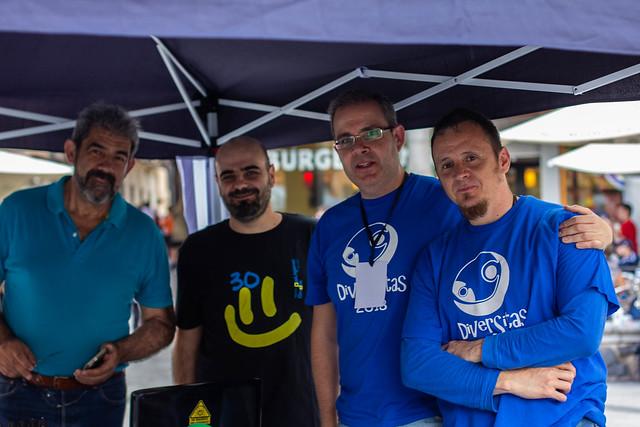 Fotografías Especial El Altavoz Diversitas FEST 2018