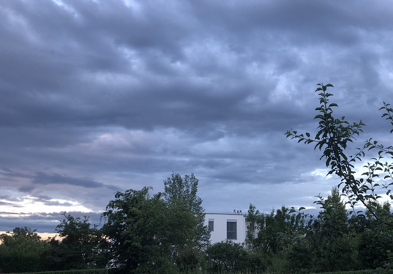 Evening Sky 11.06.2018