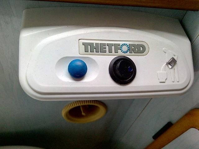 interrupteur pour toilette SOG maison