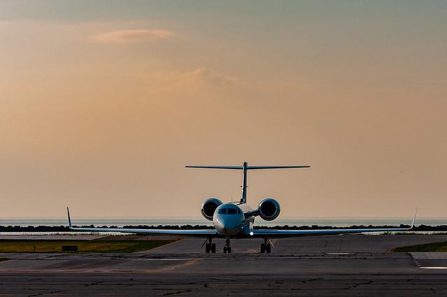 Gulfstream GV-SP (G550)