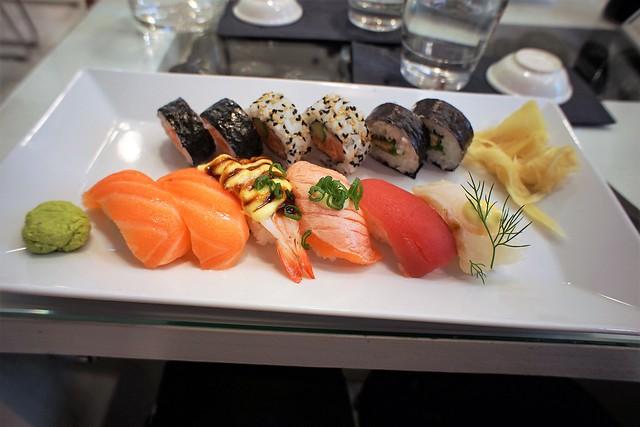 Birthday Sushi | Helsinki