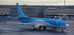 TUI 737 at FRA