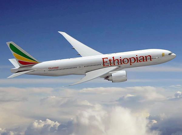 Ethiopian B777-200LR (Ethiopian)