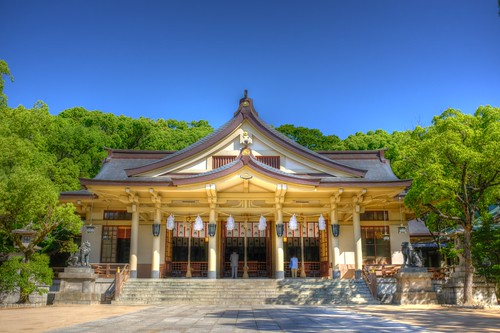Minatogawa Shrine, Kobe on 21-05-2018 (3)