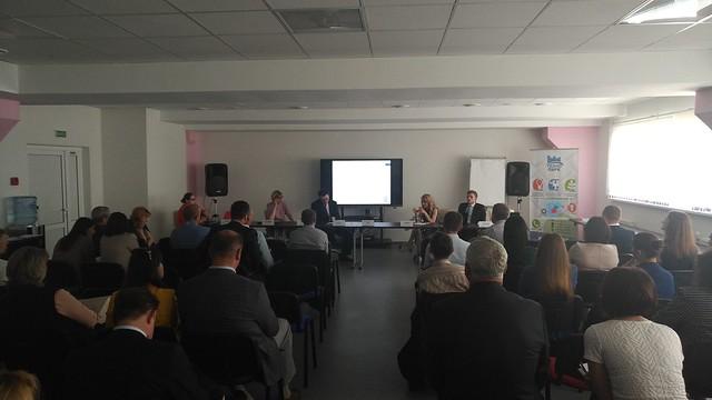 Regional seminars - Brest, Grondo