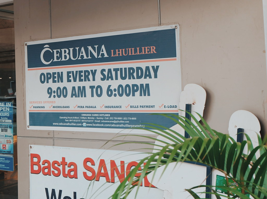Highest Appraisal Pawnshop Philippines Cebuana Lhuillier