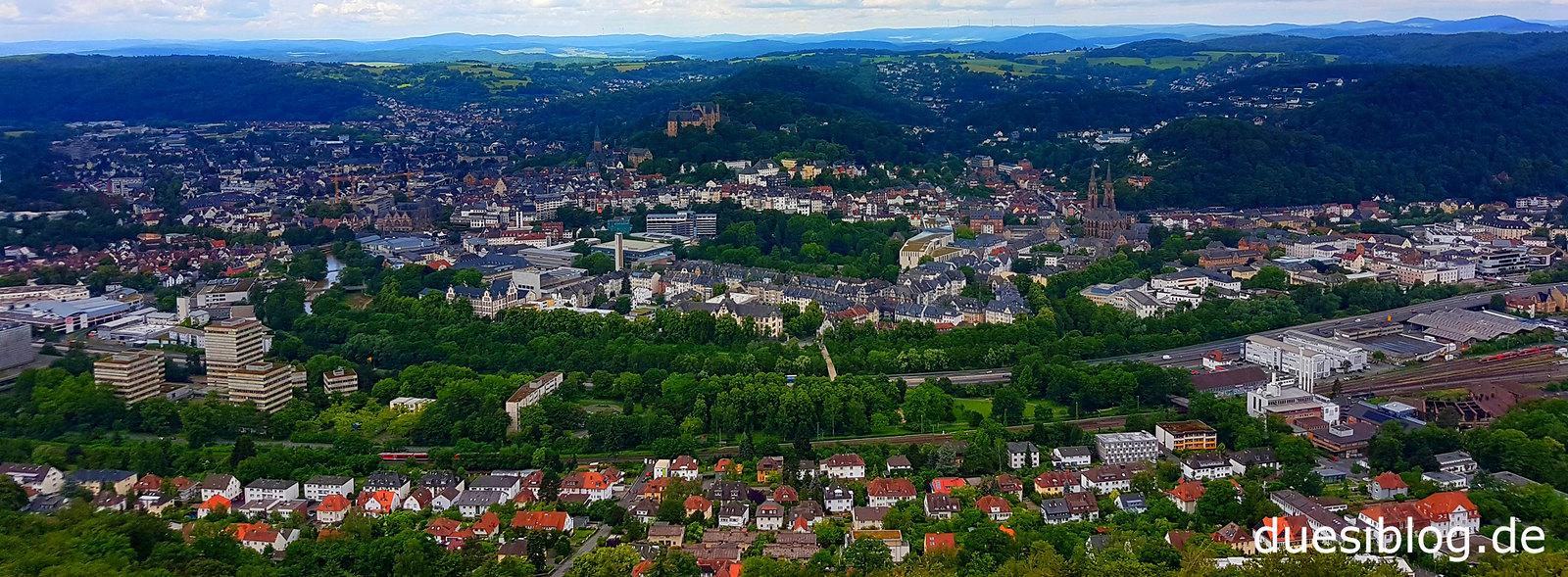 Marburg Kaiser-Wilhelm-Turm Spiegelslustturm Travelblog Düsiblog 03
