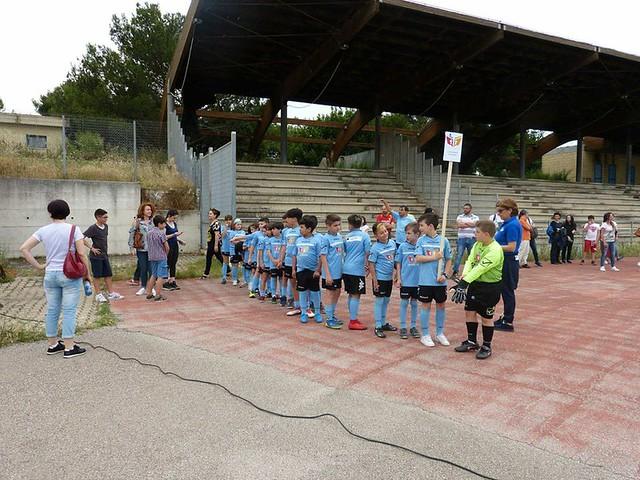 triangolare calcio scuola mazzini