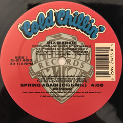 BIZ MARKIE:SPRING AGAIN(LABEL SIDE-A)