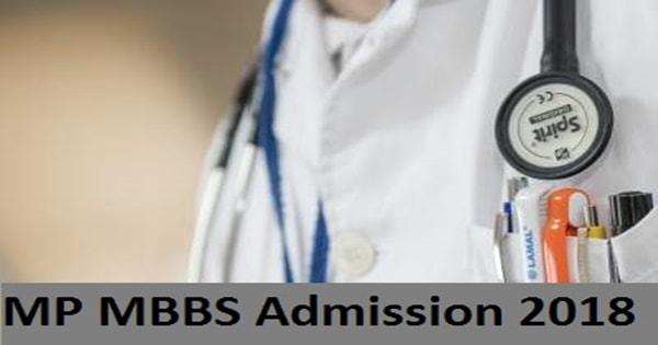 mp mbbs admission