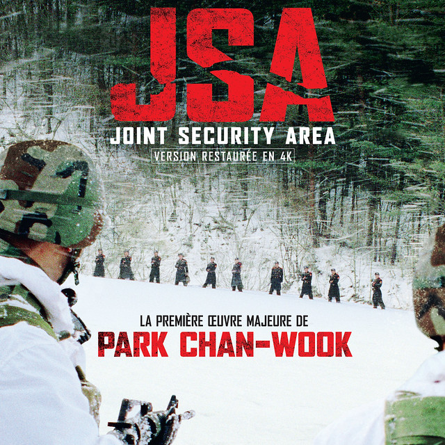 JSA - Joint Security Area