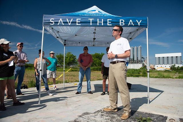 Annual Clean the Bay Day 6-02-2018 30th