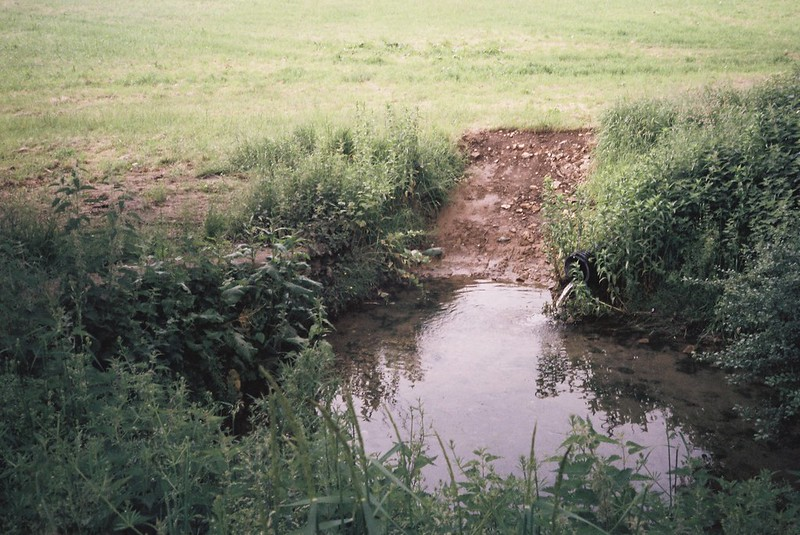 Wor Well, the source of the Tetbury Avon