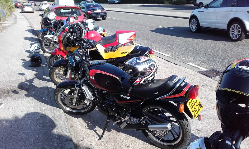 Evening rideout with chips Thursday 7th June 41955141174_6fddf8b75b_c