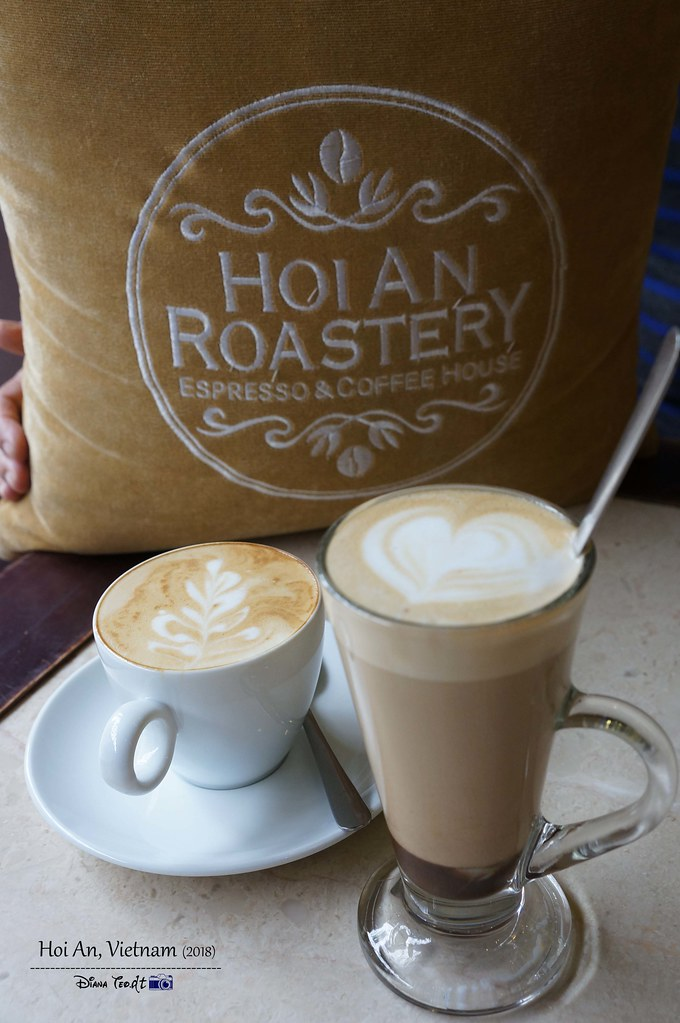 Things to Eat in Hoi An - Roastery Espresso & Coffee House 02