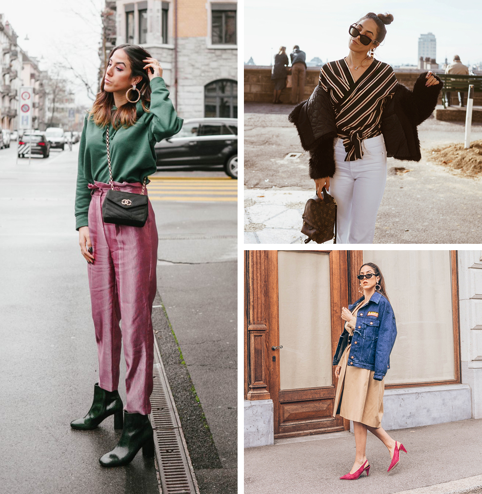 11 European Fashion Bloggers You Should Know (Switzerland - Alison of Bang Bang Blond)