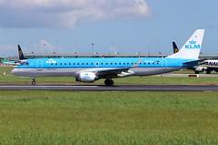 PH-EXA Embraer ERJ-190 @ Dublin Airport 12th May 2018