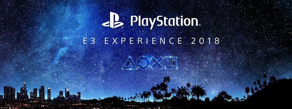 E3 Experience 2018