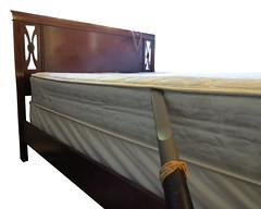 Safe Vacuuming of Mattress Seams