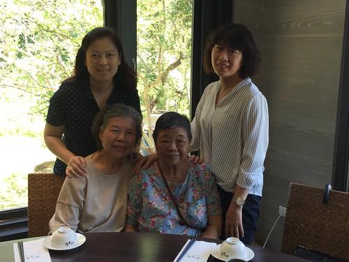 20180527 松葉園母親節聚餐