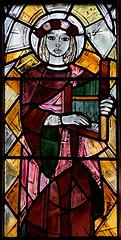St Cecilia (Pippa Blackall, 1970s)