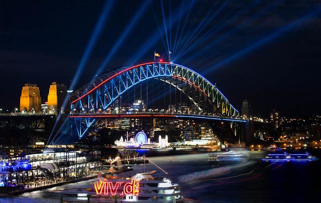 Vivid 2018 || Sydney