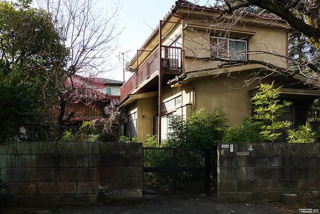 世田谷街景