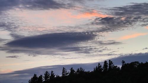 sunrise blueridgeparkway nc northcarolina thundermountainoverlook