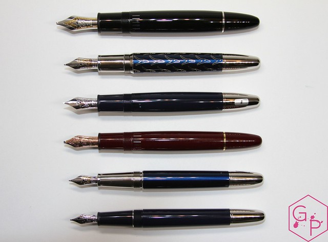 Montblanc Le Petit Prince Fountain Pen Collection Overview @Montblanc_World @AppelboomLaren 93
