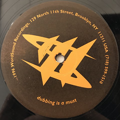 PRINCE PAUL:BOOTY CLAP(LABEL SIDE-B)