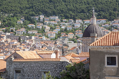 Buildings in the old city of Dubrovnik, Croatia (2)