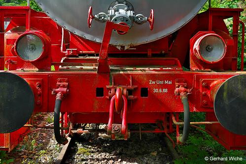 Eisenbahn in Blechschmidtenhammer